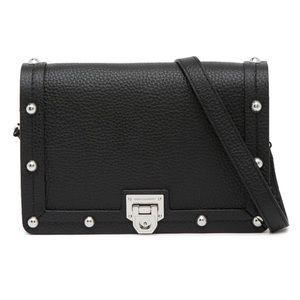 Rebecca Minkoff Black Madison Crossbody Bag NWT